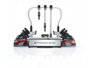 Nosič jízdních kol Atera STRADA EVO 3 + adaptér pro 4. kolo