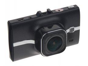 """2 kanálová FULL HD kamera + 3"""" LCD, GPS, LDW, FCWS, české menu"""