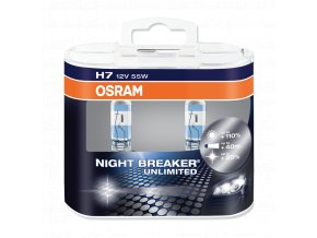 NIGHT BREAKER® UNLIMITED H7