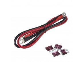 Měnič napětí z 12/230V + USB, 1200W