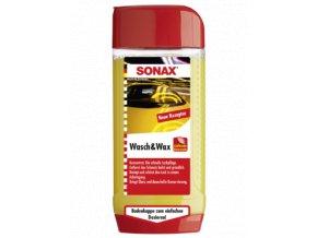 SONAX Šampon s voskem