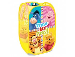 KOŠ na hračky medvídek PŮ 59526