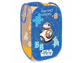 KOŠ na hračky star wars BB-8  59527