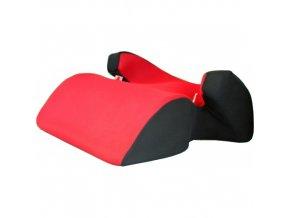 PODSEDÁK do auta 15-36KG červený polystyrenový 20-59
