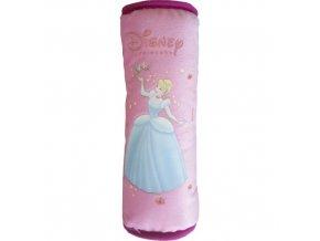 POTAH BEZPEČNOSTNÍHO PÁSU princezny velký růžový 25117