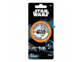 ZVONEK  star wars BB-8 59034