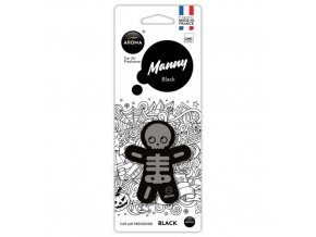 OSVĚŽOVAČ VZDUCHU manny black 65100