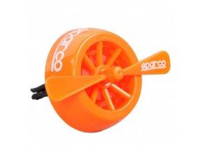 OSVĚŽOVAČ VZDUCHU sparco turbine citrus 69513