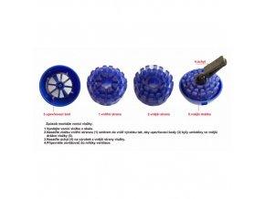 OSVĚŽOVAČ VZDUCHU sparco turbine vanilla 69511