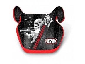 PODSEDÁK do auta 15-36kg star wars stormtrooper 59713