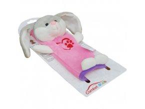POTAH BEZPEČNOSTNÍHO PÁSU králík růžový 92-04