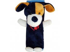 POTAH BEZPEČNOSTNÍHO PÁSU pes modrý 92-13