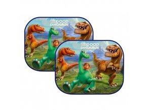 SLUNEČNÍ CLONY boční hodný dinosaurus 2ks 28154