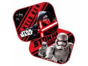 SLUNEČNÍ CLONY boční star wars stormtrooper 2ks 59316