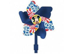 Větrník na řidítka mickey 59119