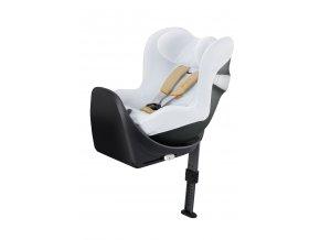 Cybex Letní potah Sirona M/M2 i-Size 2018  Potah na dětskou autosedačku
