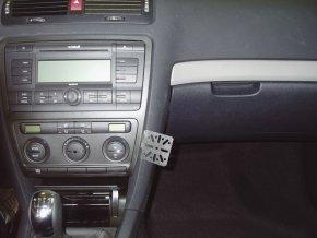 GSM konzole pro Škoda Octavia II. 2004-, Superb 2008-