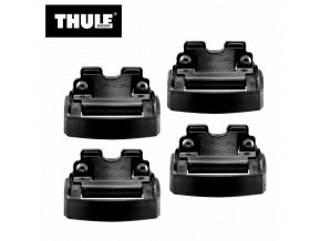 Thule Kit 4+++ Flush Railing (Flush railing 4+++ 4085)