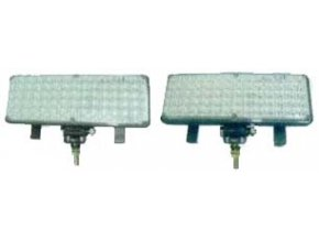x PREDATOR LED vnější, 12V, oranžový