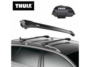 Thule WingBar Edge 958 - černá