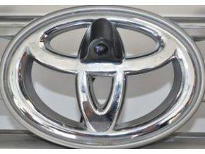 Přední PAL kamera vnější pro vozy Toyota Sedan