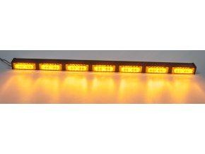 x LED alej 12V, 42x LED 1W, oranžová 900mm