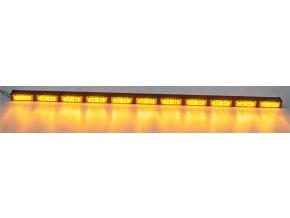 x LED alej 12V, 66x LED 1W, oranžová 1410mm
