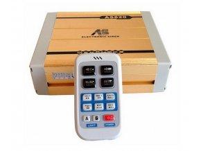 Profesionální výstražný systém s mikrofonem 200W