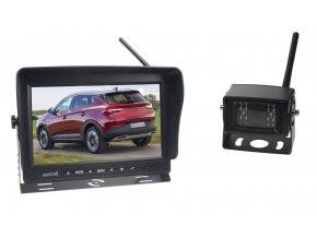 """SET bezdrátový digitální kamerový systém / 1 x 4pin s monitorem 10,1"""""""