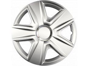 "Kryty kol - poklice Esprit RC 16"" Ring Chrome Silver  Kryty kol - poklice"