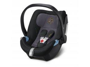 Cybex Aton 5 Premium Black 2019  autosedačka 0-13 kg