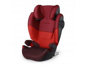 Cybex Solution M-fix Rumba Red 2020  autosedačka 15-36 kg