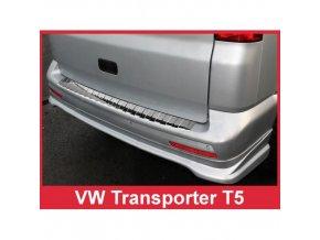 OCHRANNÁ LIŠTA hrany kufru VOLKSWAGEN Transporter T5 2003-2015 2/35457