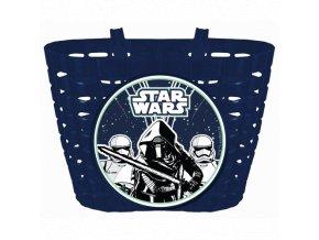 KOŠÍČEK na přední řidítka star wars storm trooper 59219