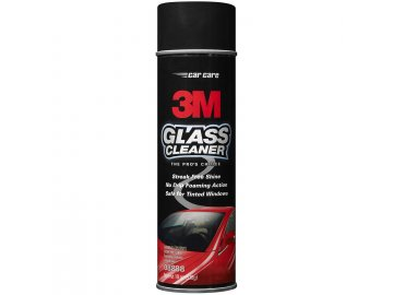 3M CarCare GLASS CLEANER - čistič oken ve spreji
