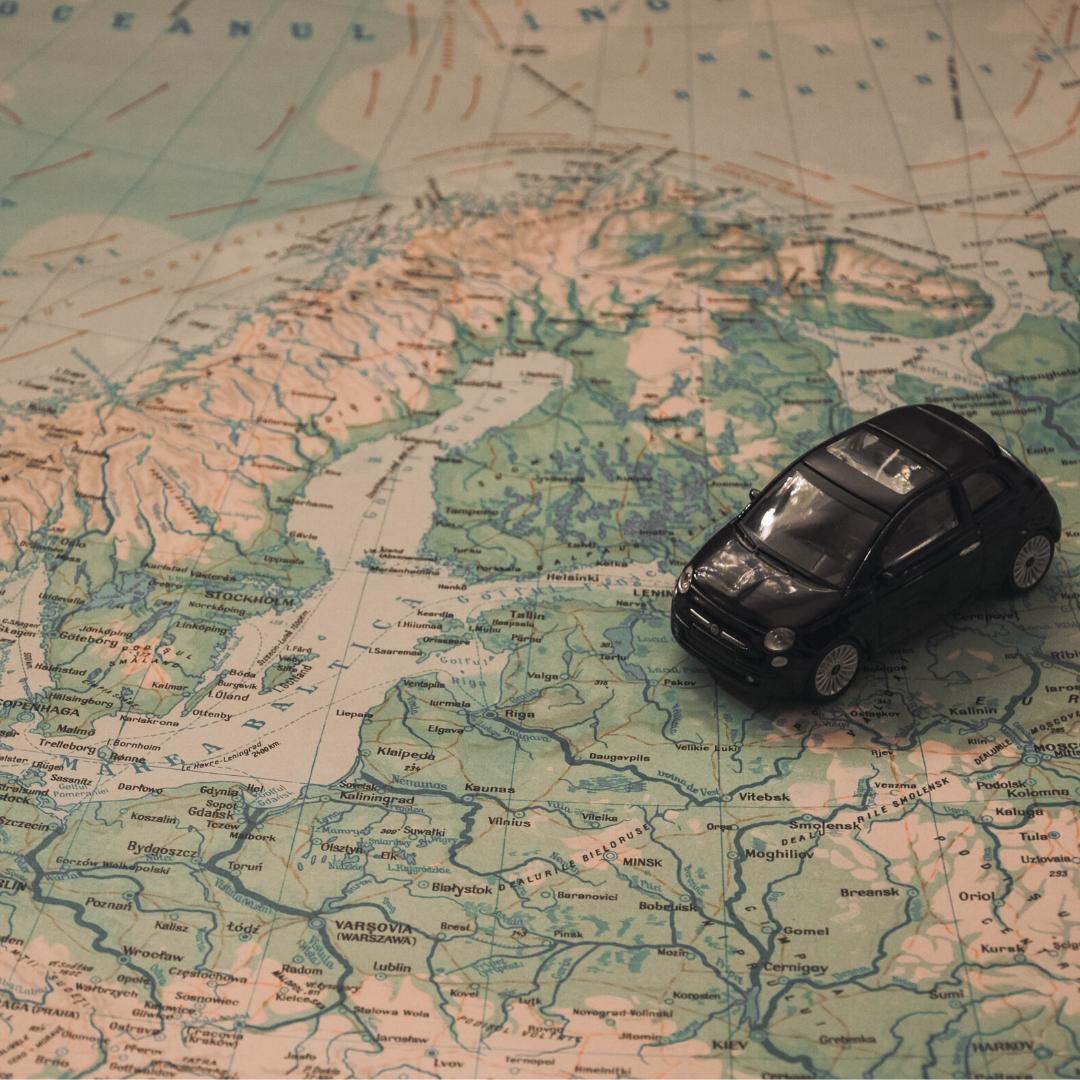 Povinná výbava v ČR a EU