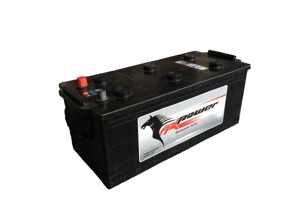 Autobaterie AK Power 180 Ah, 1000 A, AK 680 32