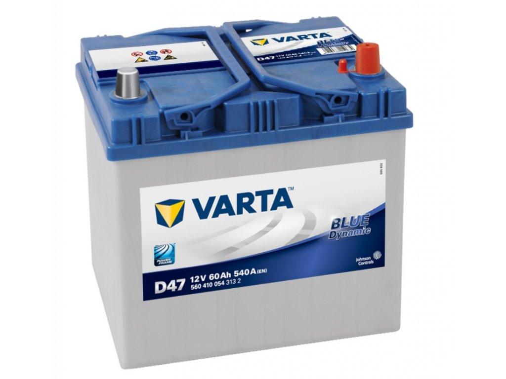 Varta Blue 60ah 560 410 054