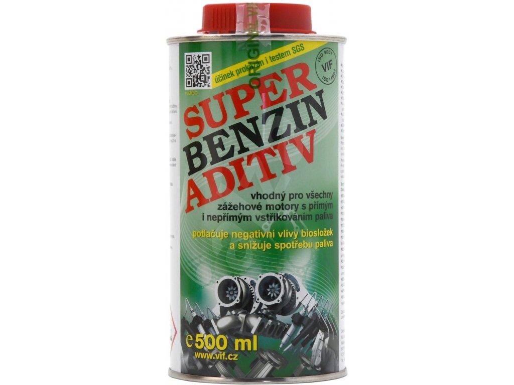 vif benzin aditiv