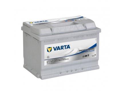 Varta Professional DC 12V 75Ah 650A 930 075 065