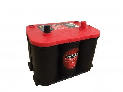 OPTIMA Red Top R-4.2 12V 50Ah 815A, 803-251