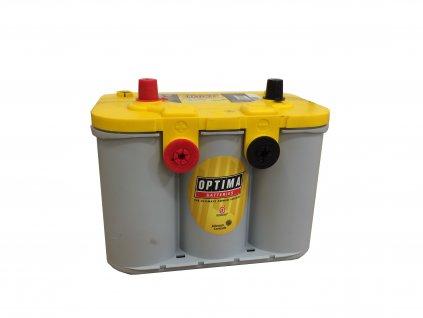 Optima Yellow Top U-4.2 12V 55Ah 765A, 8014-254