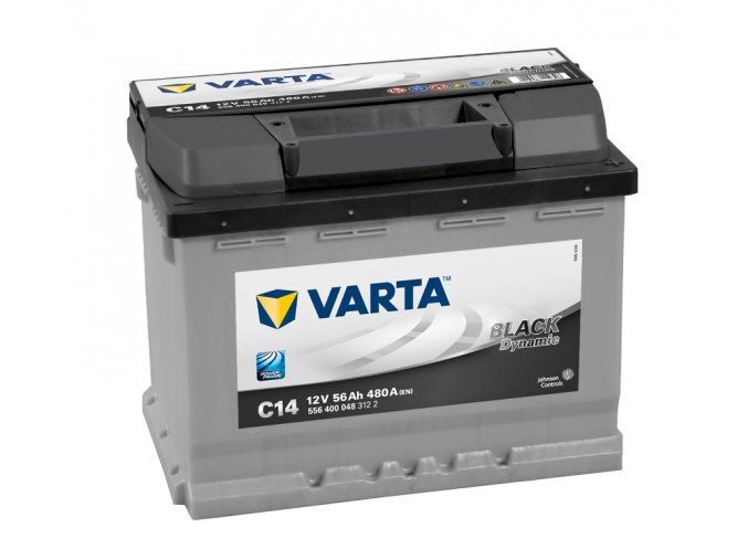 Varta Black Dynamic 12V 56Ah 480A, 556 400 048