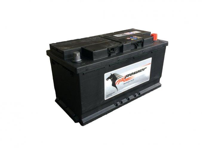 Autobaterie AK Power 100 Ah, 800 A, AK 600 44