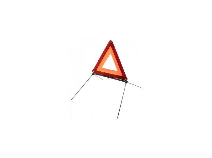 skládací výstražný trojúhelník ten první