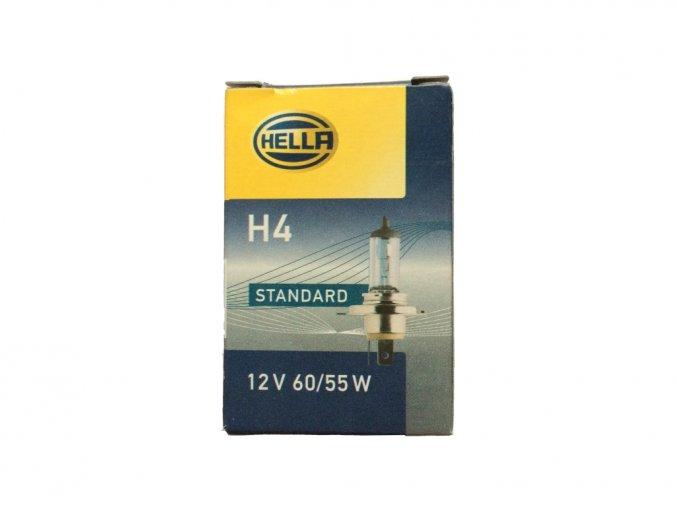 Hella H4 12V 60/55W P43t