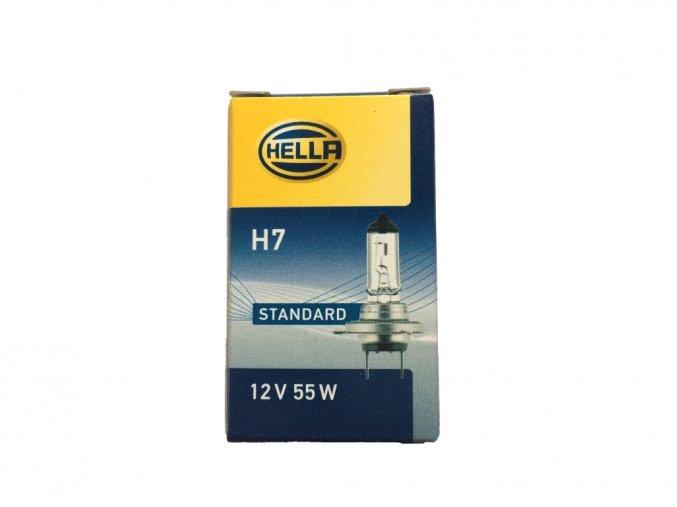 Hella H7 12V 55W PX26d