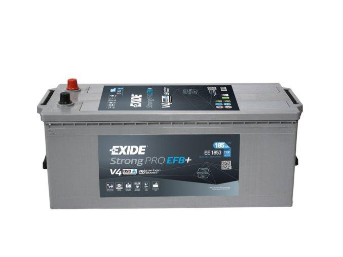 Autobaterie Exide Expert HVR 12V 185Ah 1100A EE1853