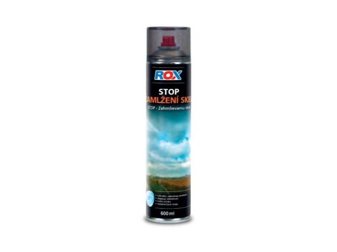 ROX Stop zamlžení skel 600 ml