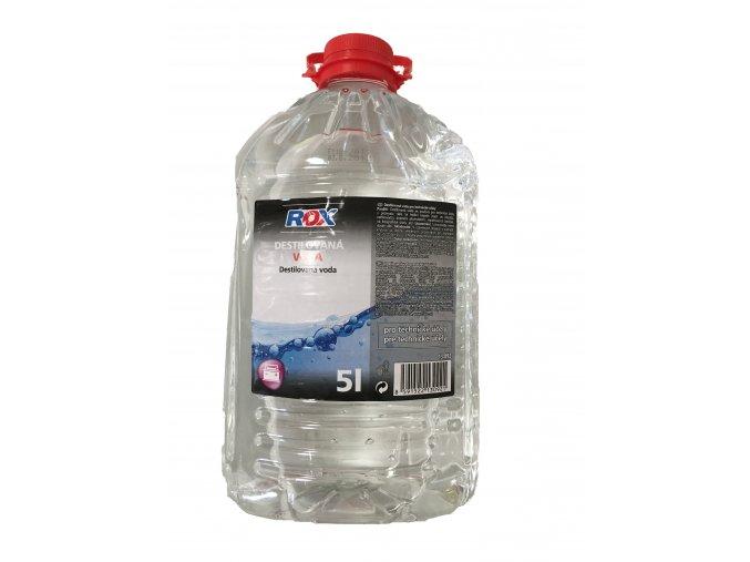 Destilovaná voda rox